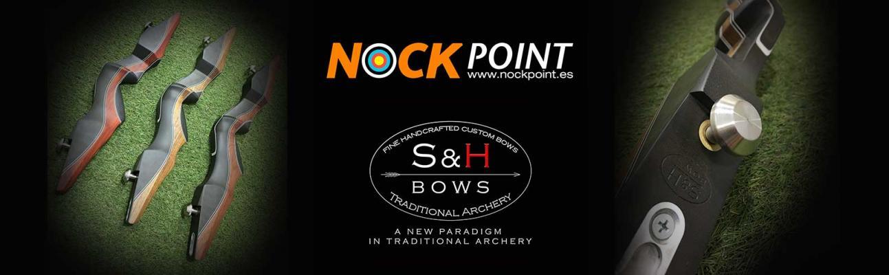 Cuerpo Tradicional ILF H&S Bows ICARO
