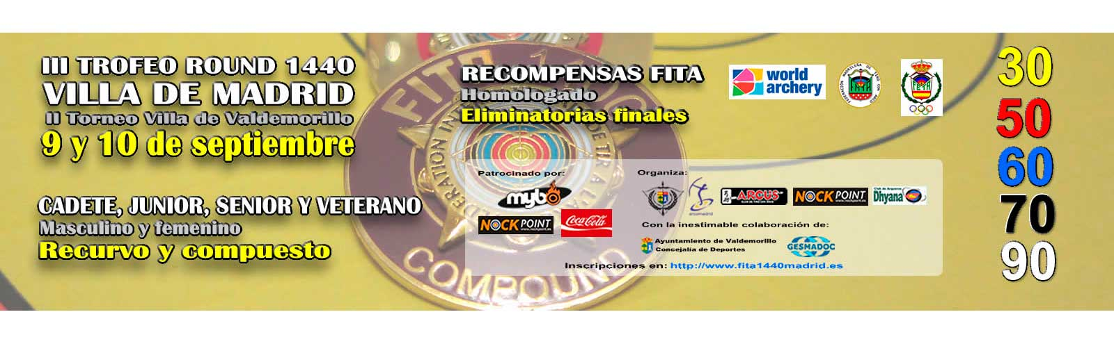 III Trofeo Round 1440 Villa de Madrid