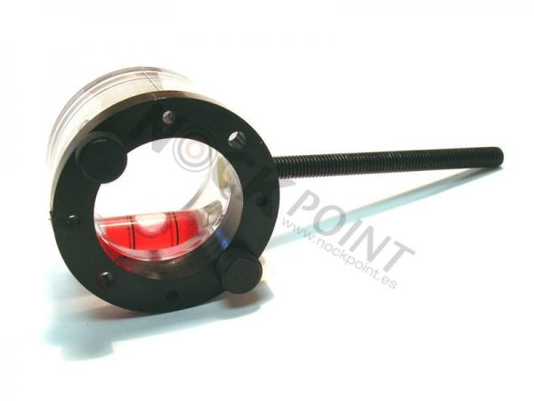 Cuerpo de Scope Specialty Archery Transparente 1-3/8 -