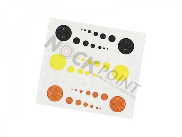 Círculos Scope colores (pegatinas) Specialty -