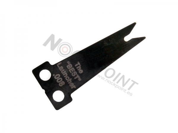 Pletina Jeff Launcher Blade Apoyo Corto -