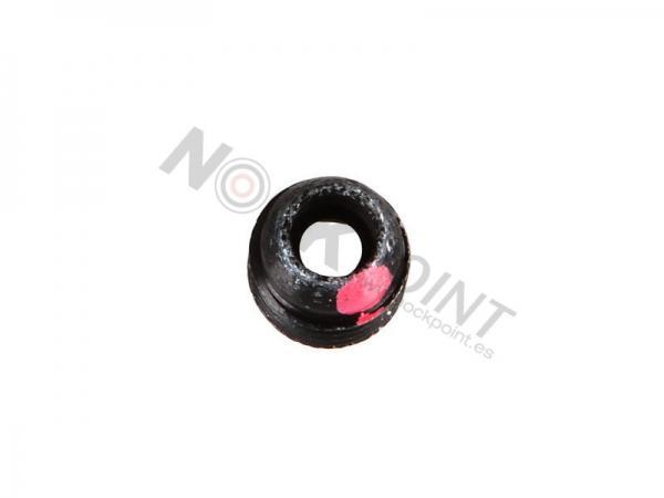 Apertura con lente para Super Peep Roja #3 - El clarificador rojo es recomendado para scopes de 7x u 8x