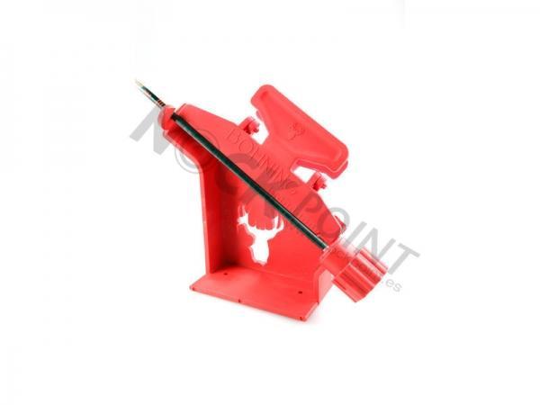 Emplumadora Bohning  Pro Class Con pinza recta -