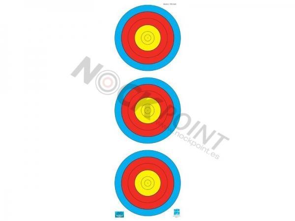 Diana FITA Triple Vertical (Recurvo y Compuesto) -