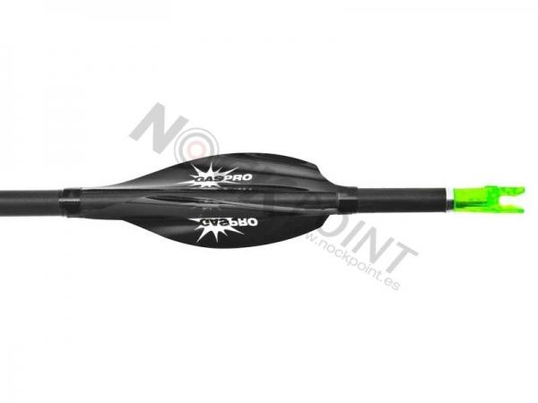 Pluma Gas Pro Spin Shield Field 2