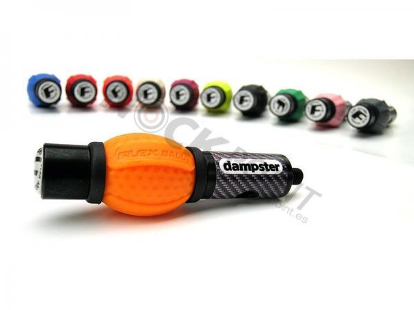 Damper con Peso Flex Dampster - Consultar disponibilidad de colores