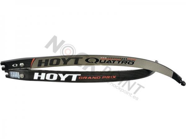 Palas Hoyt Grand Prix Quattro Carbon/Foam - Consultar disponibilidad de longitudes y potencias en botón de