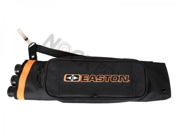 Carcaj Easton Ambidiestro 3 Tubos - Práctico carcaj para iniciación válido para diestros y para zurdos. Disponible en varios colores.