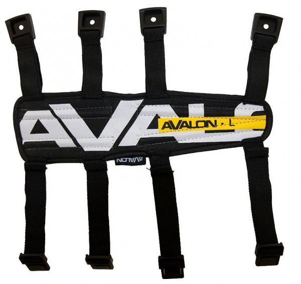 Protector de Brazo Avalon Negro (Talla Grande) -