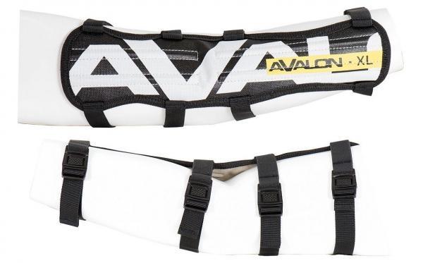 Protector de Brazo Avalon Negro (Talla Extra-Grande) -