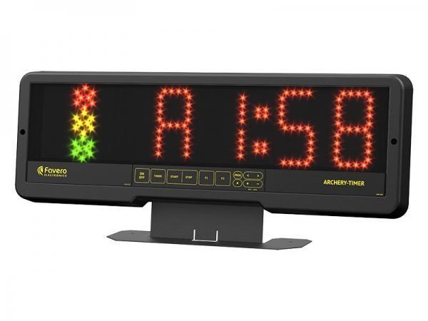 Sistema de Control de Tiempo Favero