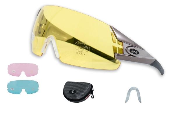 Gafas Shoot-Off (kit completo con 3 lentes) - Consulta disponibilidad