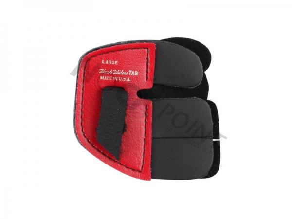 Dactilera Black Widow Leather BW 250 Roja -