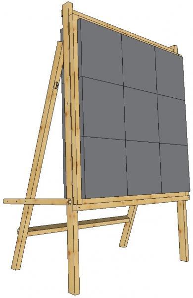 Parapeto Danage Domino de Sistema Modular 132x132cm (A.3/9*XHD) - Parapeto de alto rendimiento de 132x132cm formado por 9 bloques intercambiables de 44x44x24.5cm. Incluye marco. No incluye bastidor