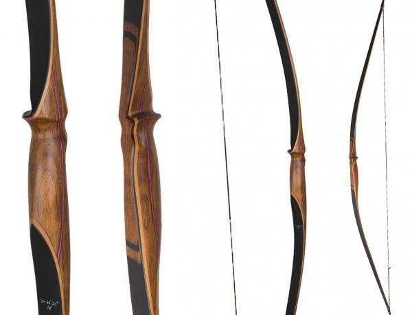 Arco Longbow Buck Trail Elite Orel 68