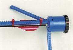 Emplumadora Beiter para spin wing (tri-liner) -