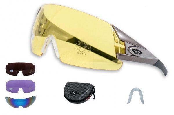 Gafas Shoot-Off (Kit Completo con 4 Lentes)