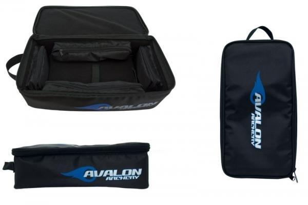 Bolsa Avalon Semirígida para Accesorios -
