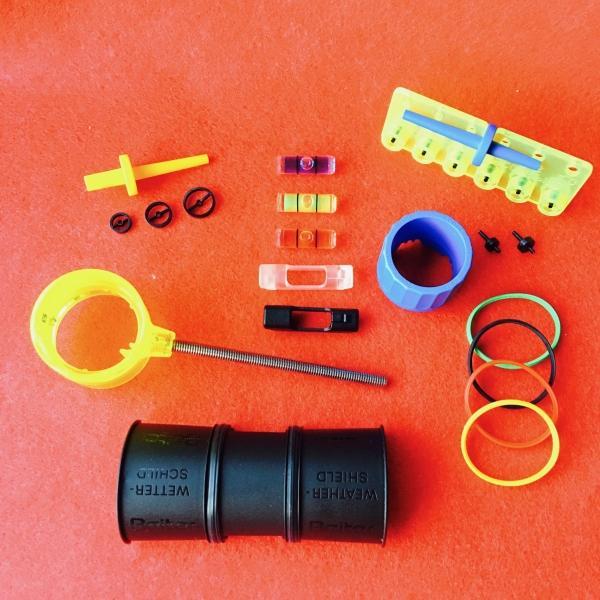 Scope Beiter Ø29mm colores con Lente K-Zeis y accesorios (Edición Especial) - Incluye: Scope Beiter 29mm con lente K-lens Zeiss, visera, 8 pines, 4 anillos centradores, 3 anillos para pines, 3 niveles, 2 soportes y llave para desmontar la lente. Si necesitas cualquier repuesto del scope Beiter, consúltanos a través del botón de