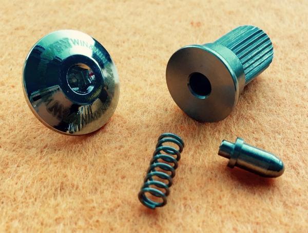Mecanismo de pala completo W&W (cola de milano) -