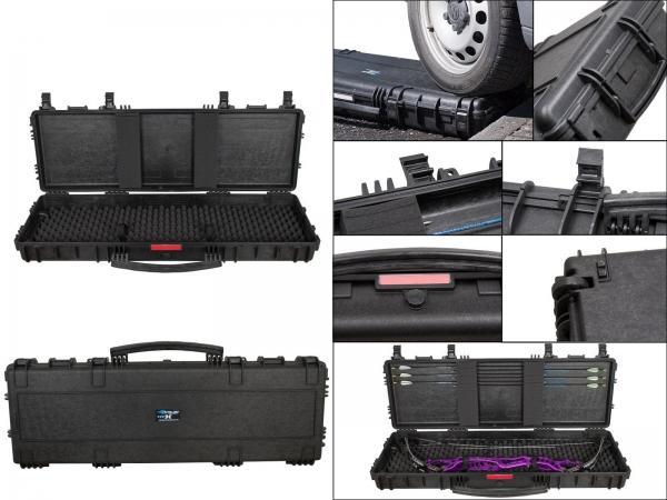 LIQUIDACIÓN: Maleta Avalon Rigida para Arco Compuesto Bunker - Incluye ruedas. Oferta limitada hasta fin de stock