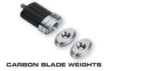 Pesos Fuse Carbon Blade 1 Onza -