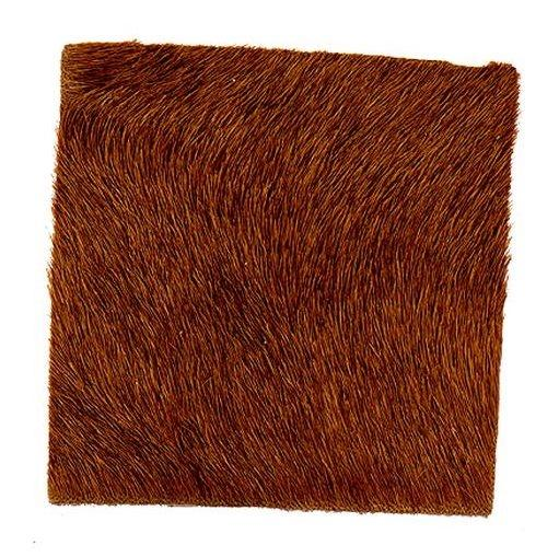 Reposaflechas Tradicional Buck Trail Pelo natural - 5cm x 5cm