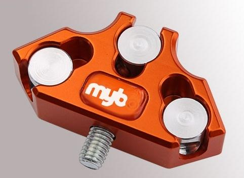 V-bar MyBo Q3 enganche rápido -