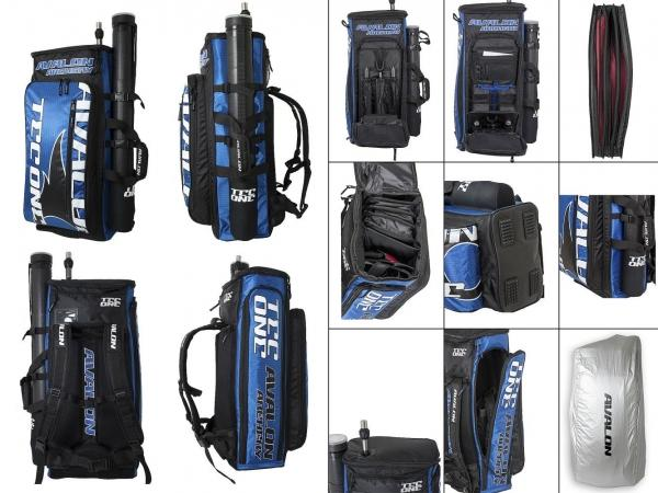 Mochila Avalon Tec One Full (Recurvo) -