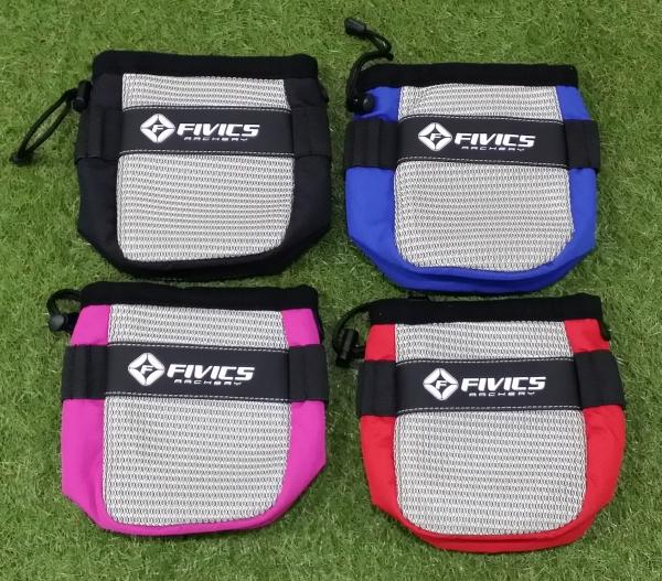 Bolso Pouch Fivics Release  -