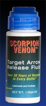 Líquido Lubricante Scorpion Venom para Flechas -