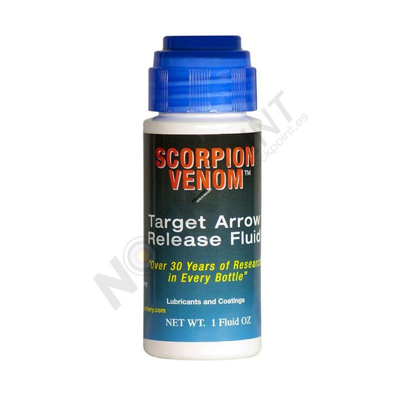 Líquido Lubricante Scorpion Venom para Flechas