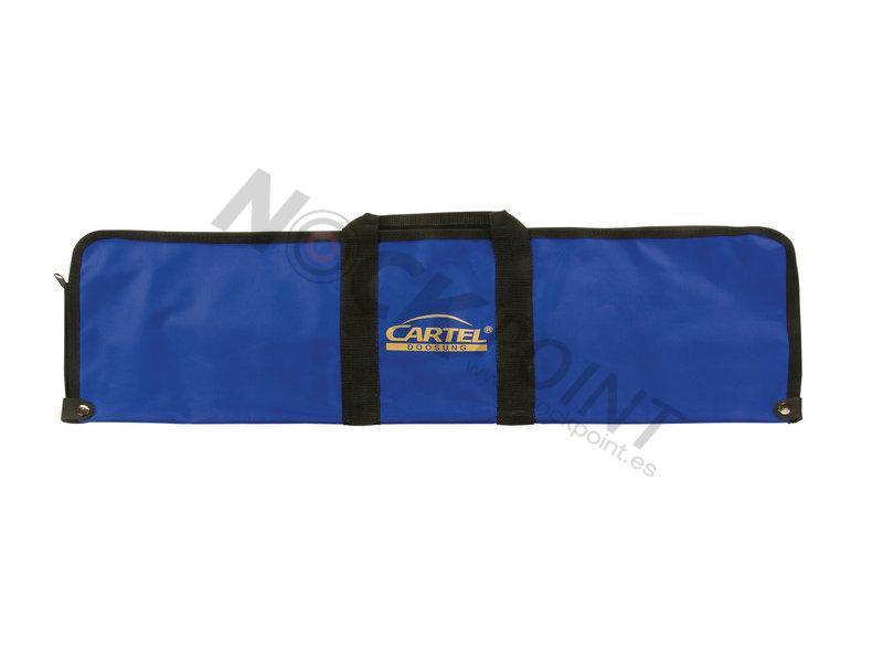 Funda/Bolsa Cartel Pro Gold 704 para cuerpo, palas y accesorios -