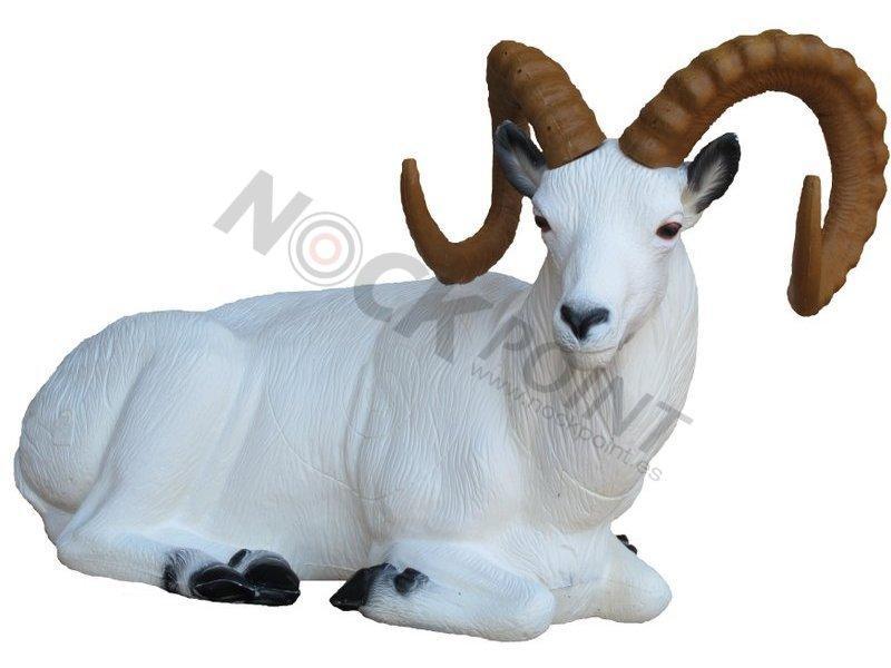 Diana 3D SRT Target Carnero Tumbado Blanco (Ref: 8477477)