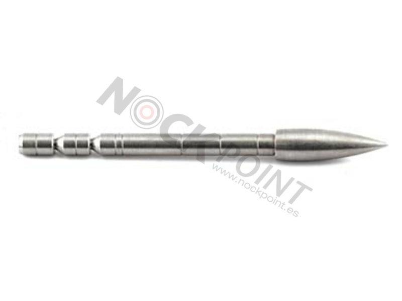 Punta Black Eagle X-Impact (Unidad) - Fabricadas en acero inoxidable 416 PH (50% más duro que el acero convencional)