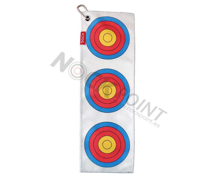 Toalla Socx Archery (Triple Vertical)