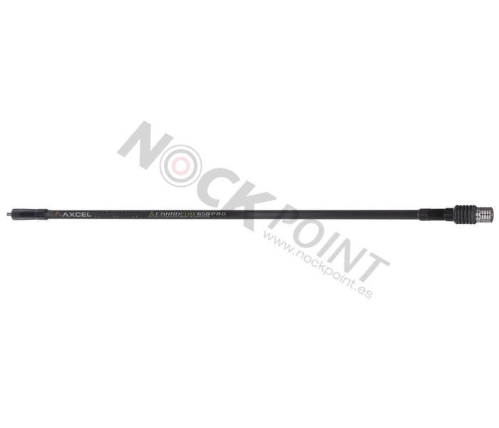 Estabilizador Largo Axcel CarboFlax Pro 650