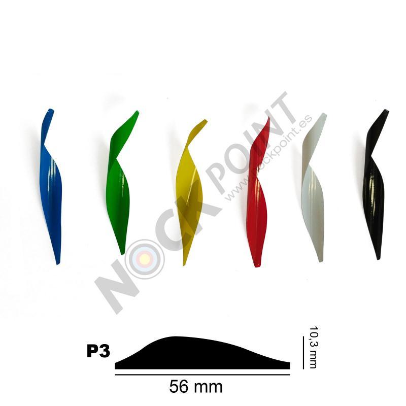 Pluma EliVanes Parabólicas P3
