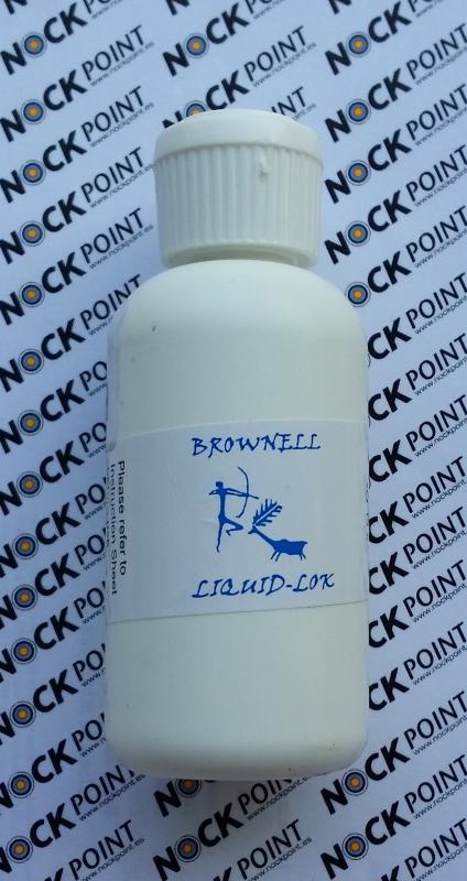 Fijador de Forrados Brownell Liquid Lock (2oz)  - Fijador de forrados