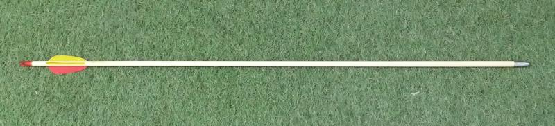 Flecha completa madera iniciación / arrow breaking - Se venden por unidades