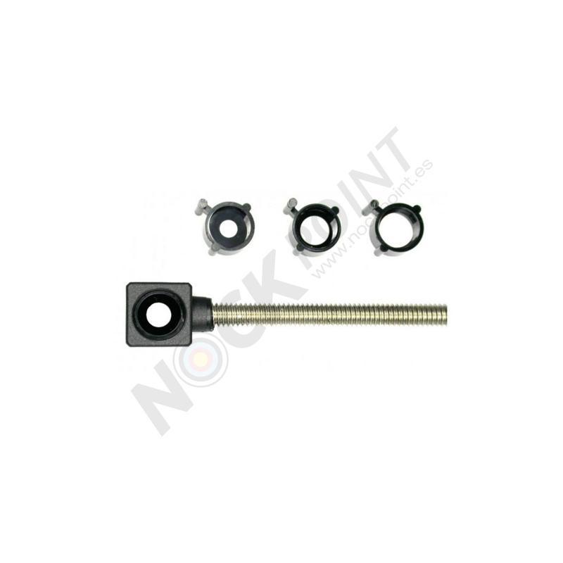 Pack de Puntos de Mira Intercambiables Beiter Tipo Frame para Sight Tunel 8 mm