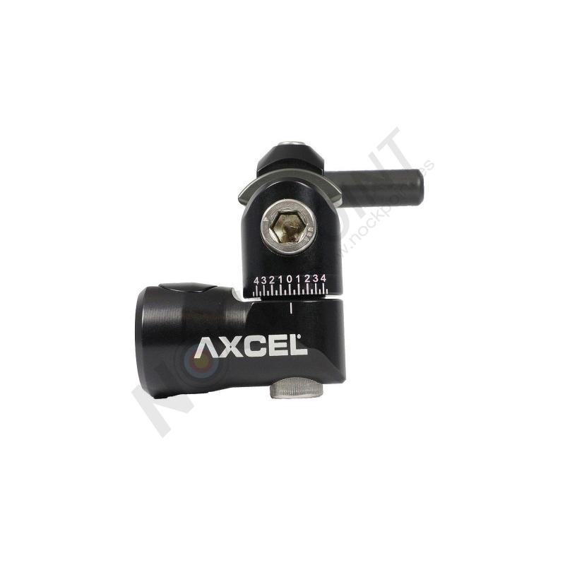 V-Bar Lateral Axcel Trilock Ajustable con enganche rápido