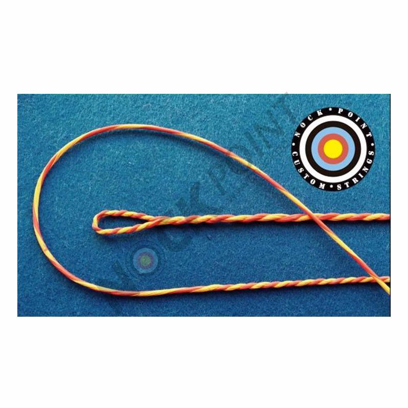 Cuerda Custom Flemish Fabricada a Mano - Nock Point
