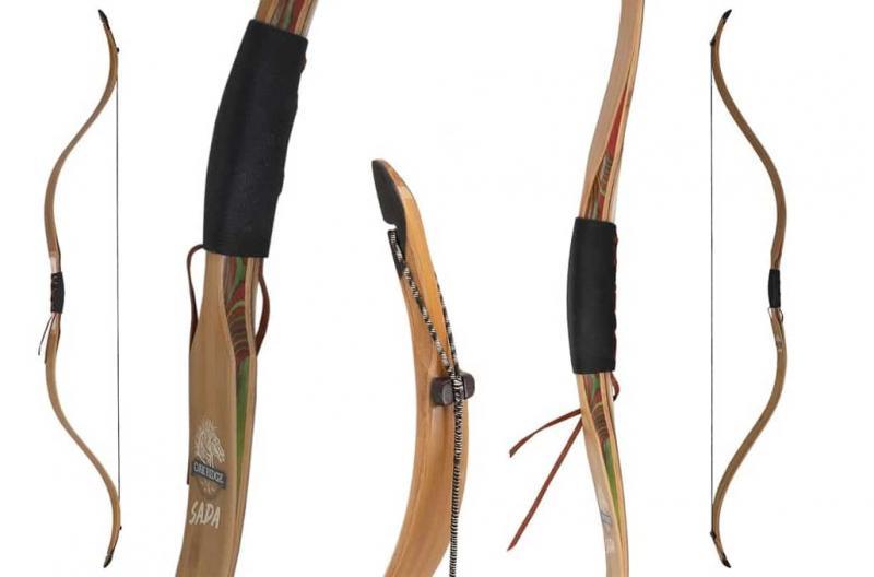 Arco Mongol Oak Ridge Bamboo Sada 52