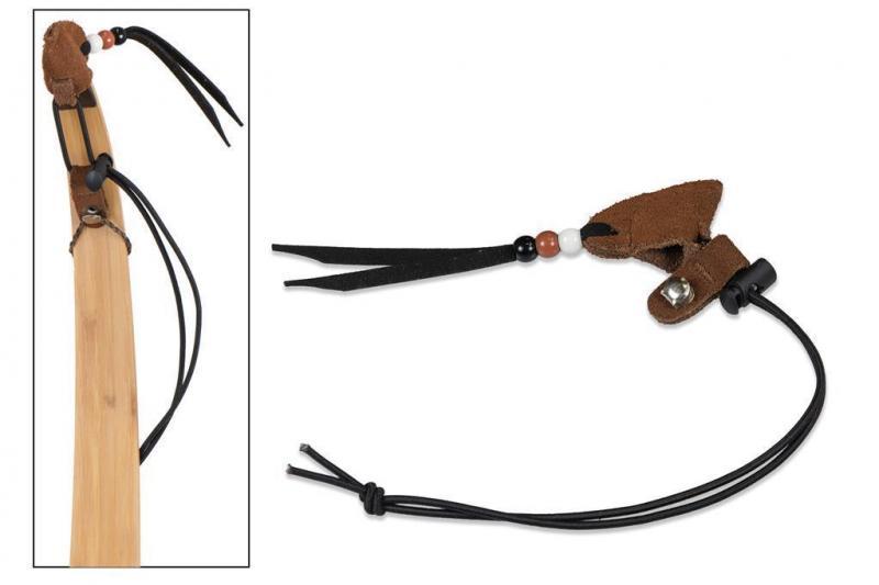 String Keeper Buck Trail DELUXE con adorno para Sujetar Cuerda