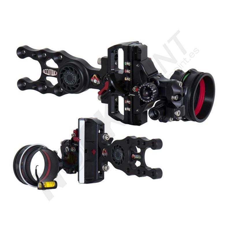Visor Axcel Accutouch HD Slider con damper AV-41 1-Pin .019