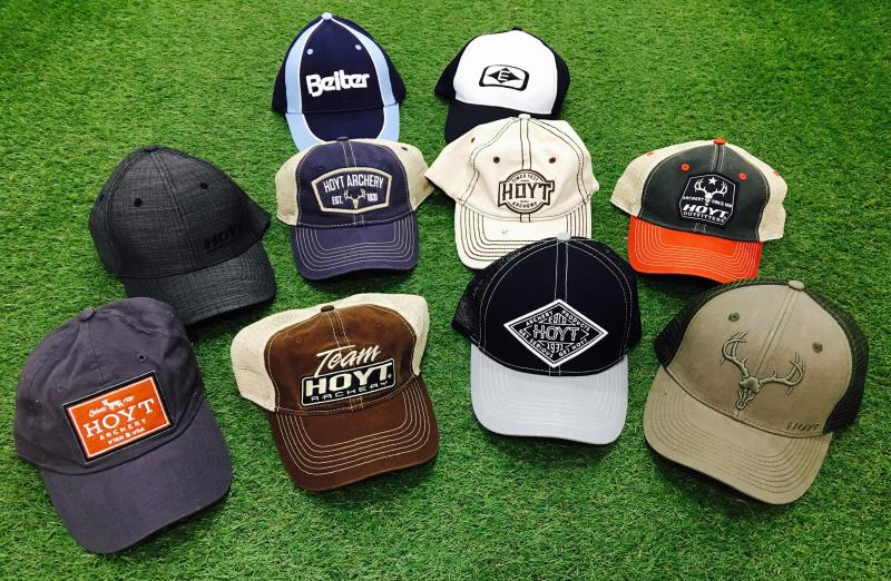 Gorra Primeras Marcas (Hoyt, Easton, Beiter, TRU Ball, Axcel, etc)