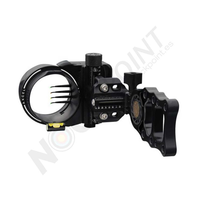 Visor Axcel Armortech HD (Caza) -