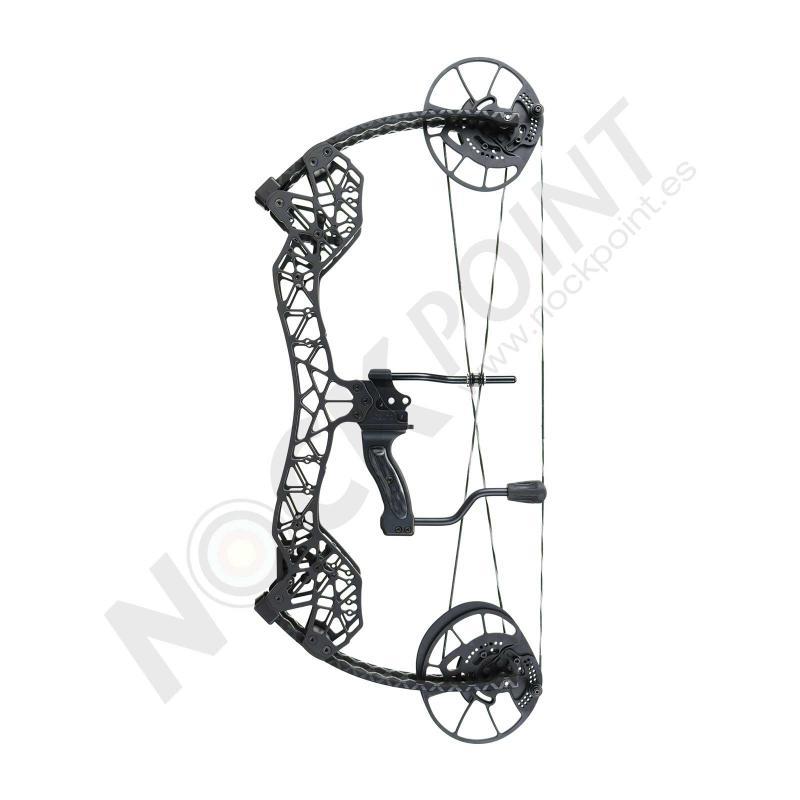 Arco Compuesto Gearhead B24 - ¡Gearhead Archery continúa innovando con sus arcos de la serie B! La Serie B es el paso más significativo en el diseño innovador desde la invención del arco compuesto.