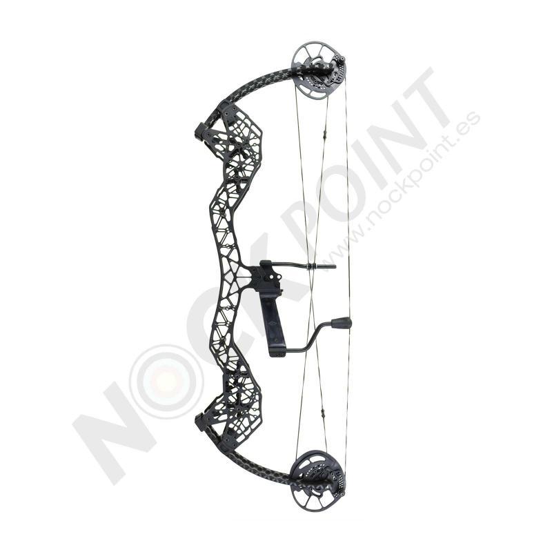 Arco Compuesto Gearhead B34 - ¡Gearhead Archery continúa innovando con sus arcos de la serie B! La Serie B es el paso más significativo en el diseño innovador desde la invención del arco compuesto.